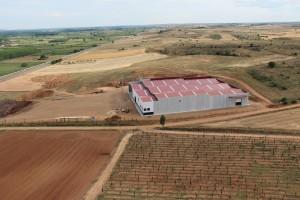 Vista aérea fábrica 3