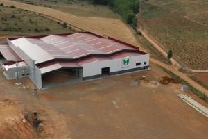 Vista aérea fábrica 4