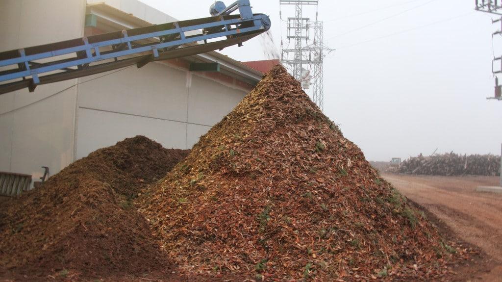 Precio pellets para biomasa en león